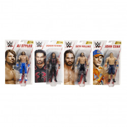 WWE Action Figure, Assortment, 1 Pack, Random Selection