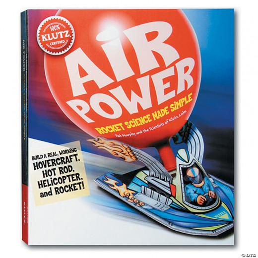 قوة الجوية: علم الصواريخ من كلوتز