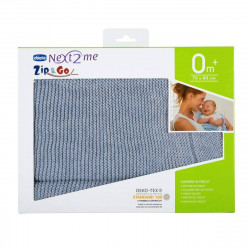 Chicco Tricot  Knit Blanket - Grey