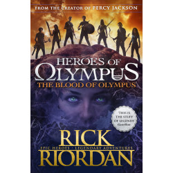 The Blood of Olympus (Heroes of Olympus Book 5), Paperback | 544 pages