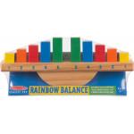 Melissa & Doug Rainbow Balance Classic Toy