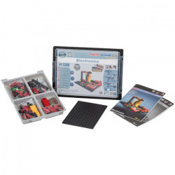 Fischetechnik Electronics  - Make the basics of electronics understandable and ensure lasting comprehension!
