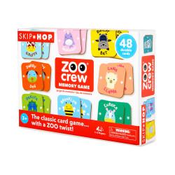 Skip Hop Zoo Crew Memory Game