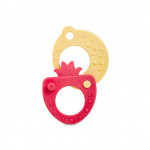 Pigeon Rattle Teether, Fruit, 1 Pack, Different Models