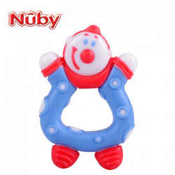 Nuby Coolbite Fun Pal Teether - Red
