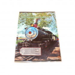 AlKhairat Sleeved Notebook Arabic 60 pages, Train
