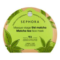 Sephora Mattifying & Anti Blemish Matcha Tea Face Mask 40g