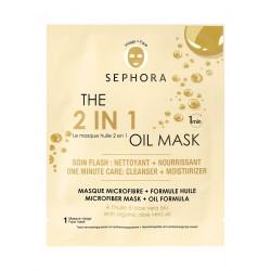 Sephora The 2 In 1 Oil Mask.1 min