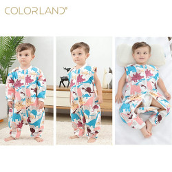 Colorland Sleeping Bag - Colored - 1+2 Years