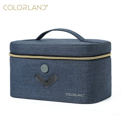 Colorland Backpack with Sterilizing Function using Ozone and Innovative Air Purification Technology, Blue