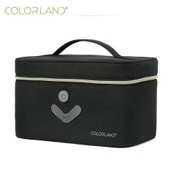 Colorland Backpack with Sterilizing Function using Ozone and Innovative Air Purification Technology, Black