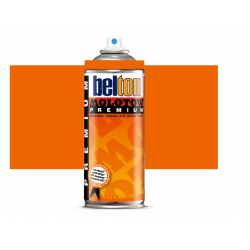 Molotow Belton Premium Spray Paint 400ml DARE orange light 13