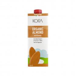 KOITA Organic Almond Milk 1 L