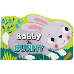 North Parade publishing - Bobby the Bunny - Shaped Animal Book
