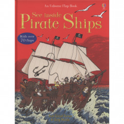 Usborne - Lift-the-Flap - See Inside Pirate Ships
