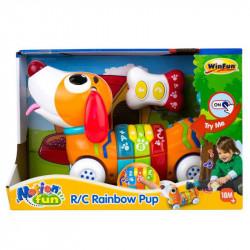 Winfun Remote Control Rainbow Pup