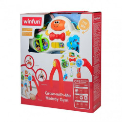 Winfun Grow-with-me Melody Gym