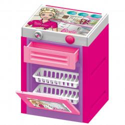 Dolu Barbie Dishwashing Machine