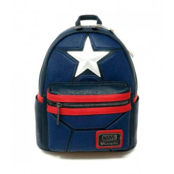 Funko Loungefly Captain America Cosplay Mini BackPack