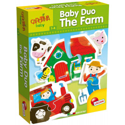 Lisciani Baby Duo The Farm