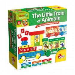 Lisciani The Little Train of Animals