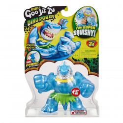 Goo Jit Zu Action Figure - Dino Hero Series 2 Thrash