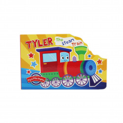 North Parade publishing - Tyler the Steam Train Board Book