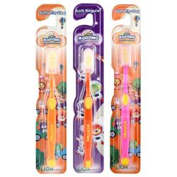 Kodomo Toothbrush Regular, assortment