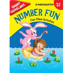 Smart Scholars Number Fun: Kindergarten