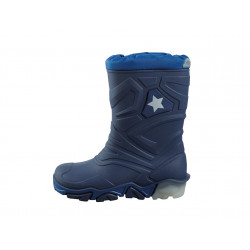 حذاء شتوي ضد الماء ذات اضاءة مميزة مقاس 24/25 من لوبيلو