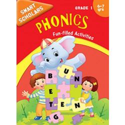 Smart Scholars Grade 1 Phonics