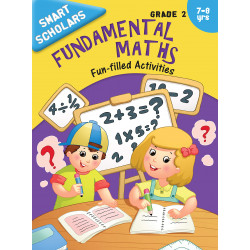 Smart Scholars Grade 2 Fundamental Maths