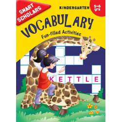Smart Scholars Kindergarden Vocabulary