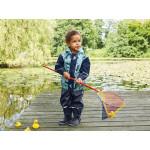 Lupilu Toddler Flashing Rain Boots Kitten Size 22/23
