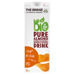 The Bridge - Bio Pure Almond Drink 1L