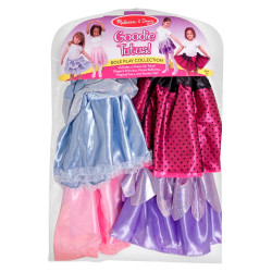 Melissa & Doug Goodie Tutus Dress-Up Set