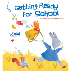 White Star - Getting Ready for School!
