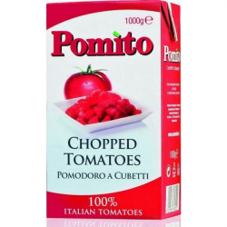 Pomito Chopped Tomatoes - 1000 g