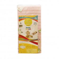 Italbaby Basic Color Mattress Bed 60x125 Cm