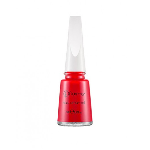 Flormar Nail Enamel 377 Red coral 11ml