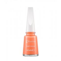 Flormar Nail Enamel 401 Orange Juice 11ml