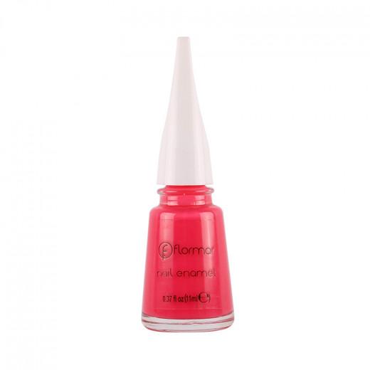 Flormar Nail Enamel 422 Electric Pink 11ml