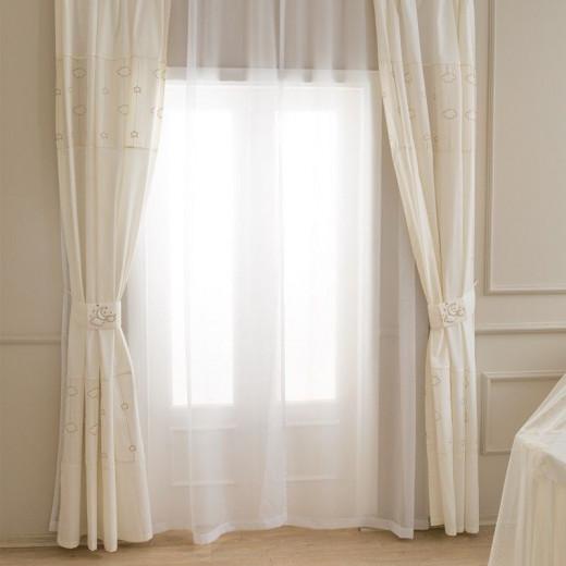 Funna Curtain Luna Elegant 150x250 - Gold