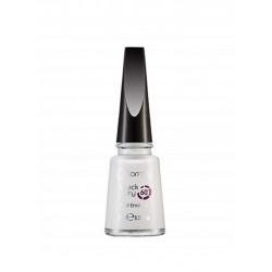 Flormar Quick Dry Nail Enamel QD01 Snow White 11ml