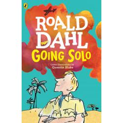Series Roald Dahi : Going Solo