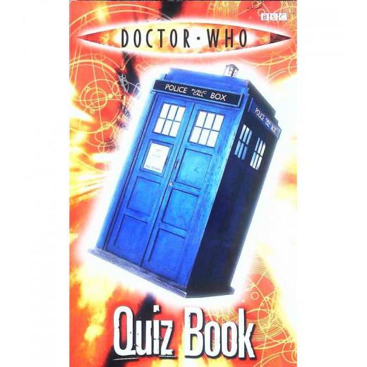 Doctor Who Junior Quiz Book