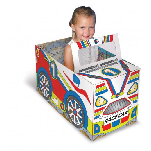 Miles Kelly - Convertible: Race Car