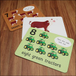 Miles Kelly - Lots to Spot Flashcards: On the Farm!