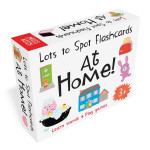 Miles Kelly - Lots to Spot Flashcards: At Home!