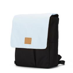 حقيبة الظهر العصرية للحفاضات والأمهات, المحافظة للبيئة من ماي باجز, اللون الأسود والأزرق